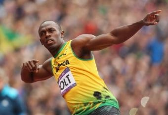 Usain Bolt: World's Fastest Man Will Make 200-Meter Look Easy:    Unless he's hindered by a freak injury in the middle of the race, Usain Bolt will win the gold medal in the 200-meter sprint.    Considering how downright good he is, an injury may not even slow down Bolt.    The 25-year-old Jamaican looks poised to conquer the track once again, after performing extraordinarily well recently in the 100-meter sprint.    While he went over his 2009 record-setting time by more than a second...
