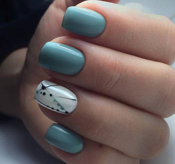 30 Wow Nailart Ideen für Frauen, um wunderschöne Nägel zu haben … € … – Nagel