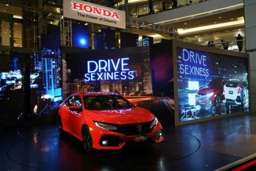 Bedah Fitur Honda Civic Hatchback Turbo