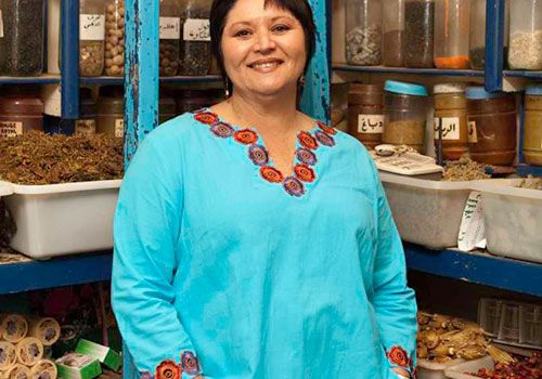 Celebrity chef Jenny Morris hails from South Africa and has recently embarked on a culinary adventure around Morocco for her Food Network series, Jenny Morris cooks Morocco. Here Jenny shares her top tips for keeping your home-cooked Moroccan fare authentic and healthy...