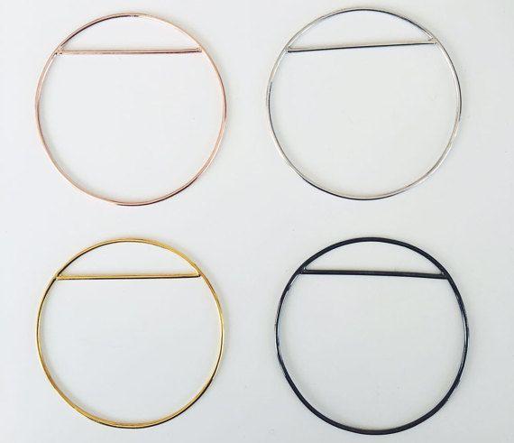 Minimalist bracelet minimal bracelet for women modern bangle