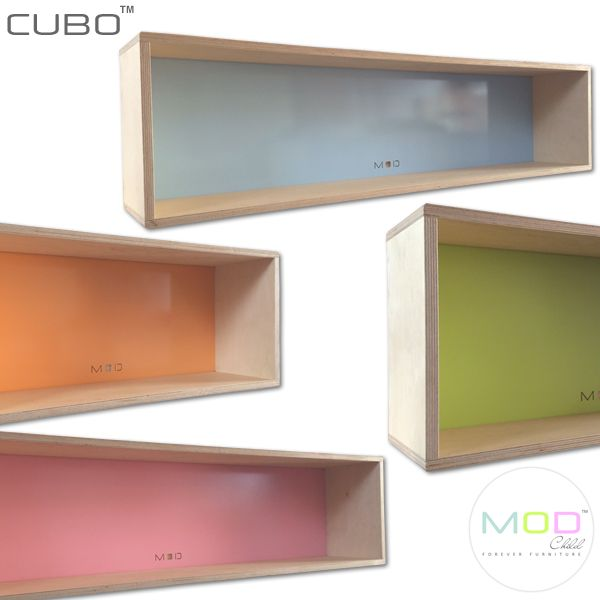 Available in two common sizes and four trendy colours, CUBO has been designed to perform as a super clever wall mounted storage unit. Super clever? Well... it is! Once mounted, not only do you acquire loads of storage space but also have the option of personalizing the CUBO with our range of Letter and Shape tiles, currently A-Z of the alphabet and 4 shape designs are available, namely Hearts, Flowers, Stars and Anchors.