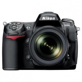 Camera foto digitala NIKON D300S 18-105 12.3 Mp 3 inch negru Camere foto-video aparate foto dslr Nikon Altex