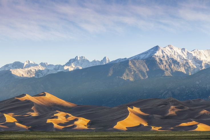 Mountain, Desert and Grasslands Great Sand Dunes  20 Colorado Places That Will Literally Take Your Breath Away
