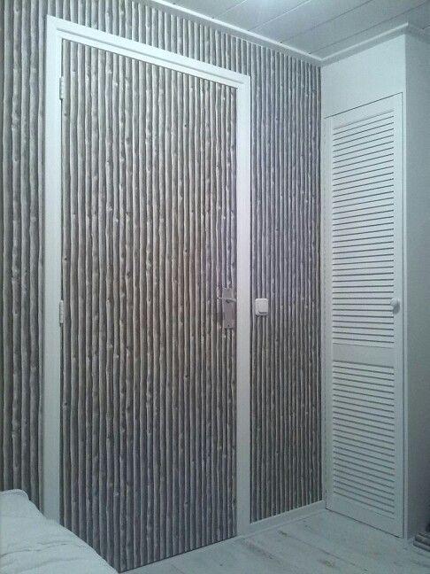 Slaapkamer Met Hout Behang : Meer dan 1000 idee?n over Bamboe Behang op Pinterest – Bamboe, Pierre