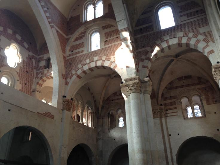 Nartece cattedrale S. evasio Casale Monferrato