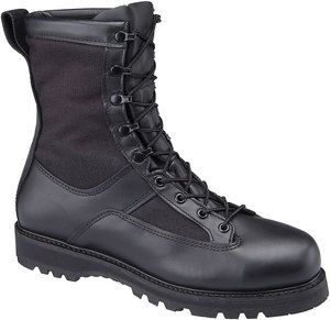 "Men's Matterhorn 8"" Non-Insulated Combat Boot - Black"