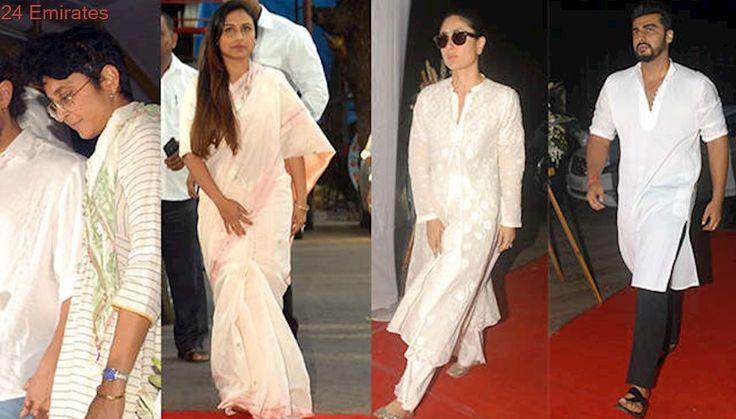 Spotted: Kareena Kapoor, Rani Mukerji, Arjun Kapoor...