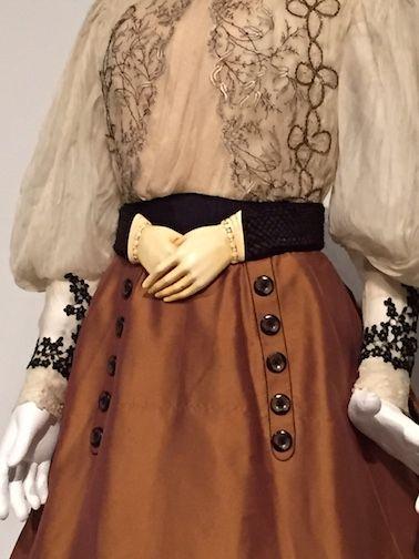 "Crimson Peak - Costume Designer Kate Hawley - 24th Annual ""Art of Motion Picture Costume Design"" exhibition, FIDM Museum (Photo: Brianne Gillen)"