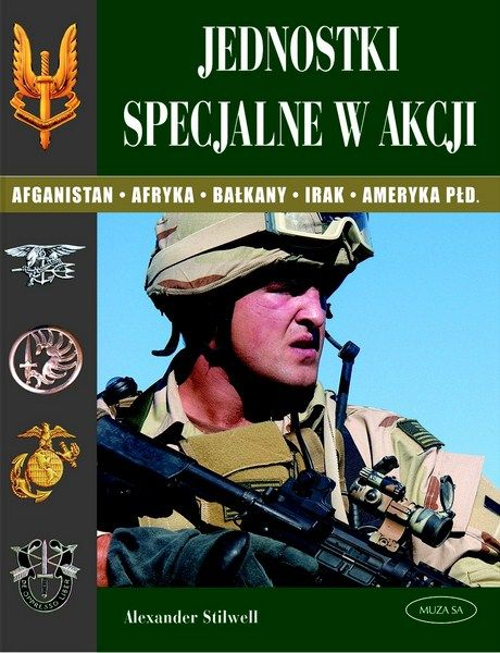 Książka zawiera szczegółowy opis większych operacji sił specjalnych podczas ostatnich 15 lat.