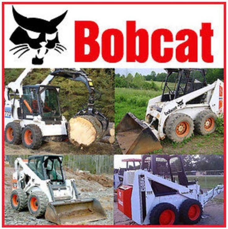 Bobcat Skid Steer Loader