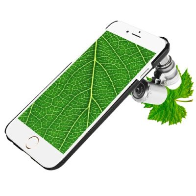 smartphone as a Microscope             Do You Know, You Can Use Your Smartphone As A Microscope Us...