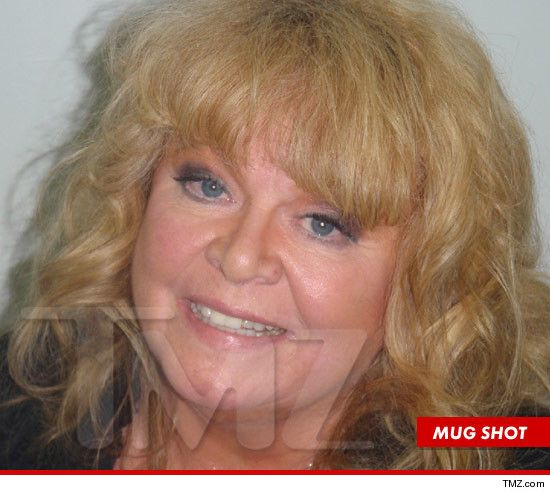 Sally Struthers -- Arrested for Drunk Driving