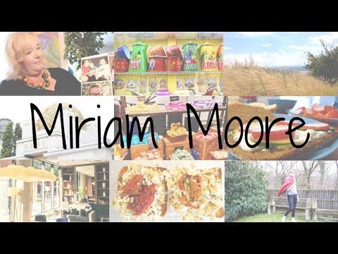 Welcome to MIRIAM MOORE - YouTube