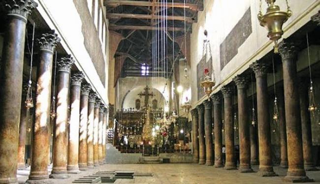 Πώς χτίστηκε ο Ναός της Γεννήσεως