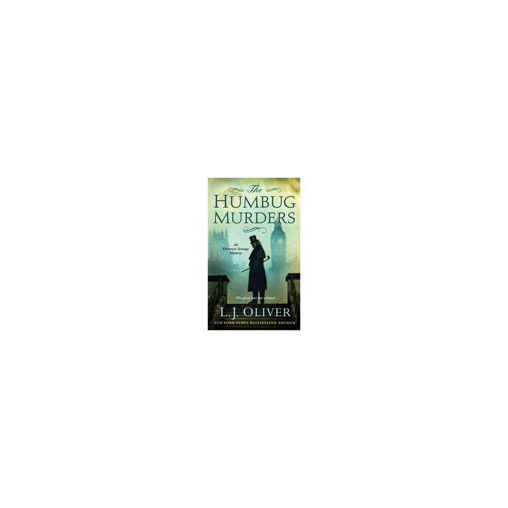 Humbug Murders (Paperback) (L. J. Oliver)
