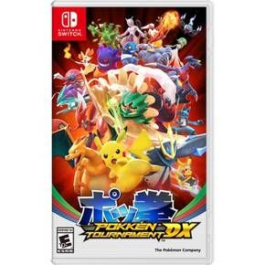 The popular Pokémon fighting game comes to the Nintendo Switch™ console with added Pokémon fighters and new ways to battle other players. Take direct control of one of over 20 prized Pokémon fighters to defeat other Pokémon in action-packed arena fights. With Nintendo Switch, you can battle at home or on the go to become the Ferrum League champion!<br><br>Master the new fighting styles of Croagunk, Scizor, Empoleon, Darkrai, and the new...