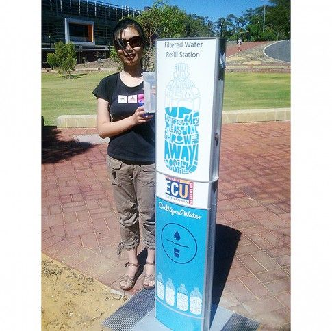 Aquafil-1500mm-Waterbottle-Refill-Station-3  design has good amount of space for educational messaging