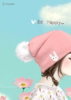 Enakei: 박수란 ~ be happy