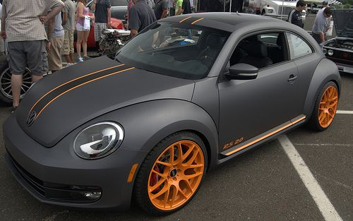 New Beetle RS 2.0