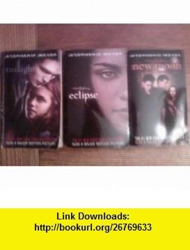 1. Twilight; 2. New Moon; 3. Eclipse (The Twilight Saga) Stephenie Meyer ,   ,  , ASIN: B004LUSL4C , tutorials , pdf , ebook , torrent , downloads , rapidshare , filesonic , hotfile , megaupload , fileserve