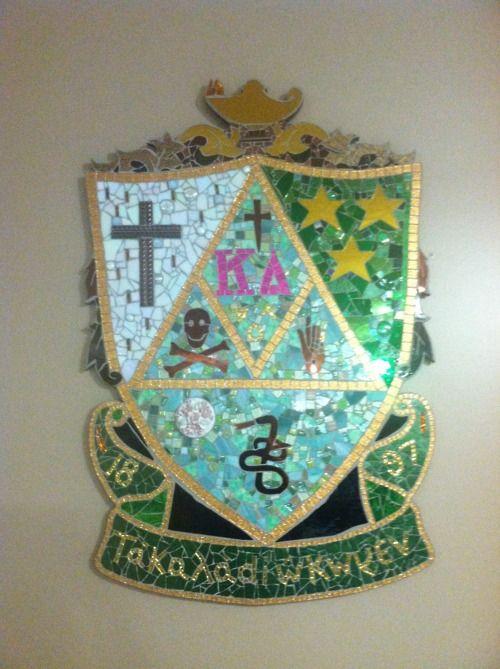 Kappa Delta Epsilon Iota- so much hard work went into this!