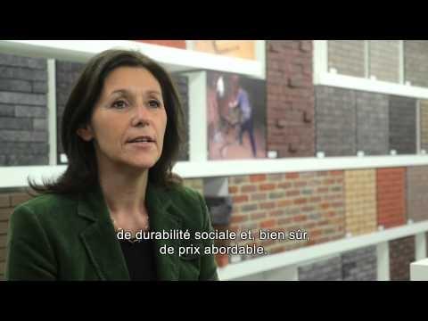 Interview met Katrien Nottebaert van Wienerberger // Interview avec Katrien Nottebaert de Wienerberger