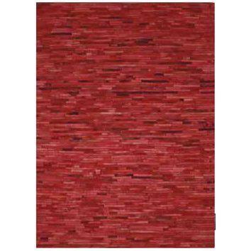 Красный ковер из шкур Lano Red #carpet #carpets #rugs #rug #interior #designer #ковер #ковры #коврыизшкур #шкуры #дизайн #marqis