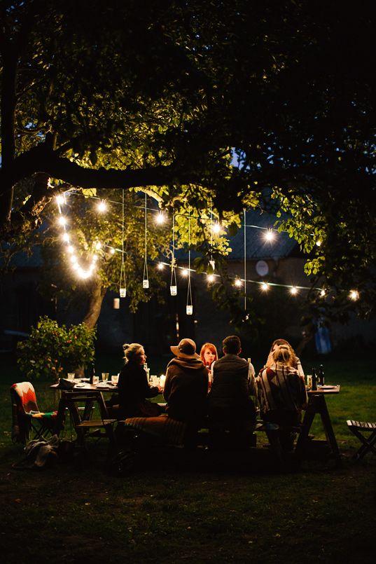 Autumn Barbeque with Friends | KRAUTKOPF