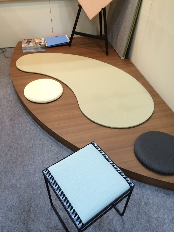 Tatami design japonais