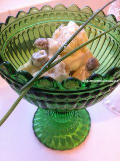 Perunasalaatti - Insalata di patate in salsa yogur...
