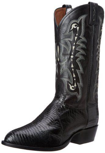 Tony Lama Boots Men's Lizard CZ810 Western Boot,Black,11 D US - http://casualmensshoes.bgmao.com/tony-lama-boots-mens-lizard-cz810-western-bootblack11-d-us/
