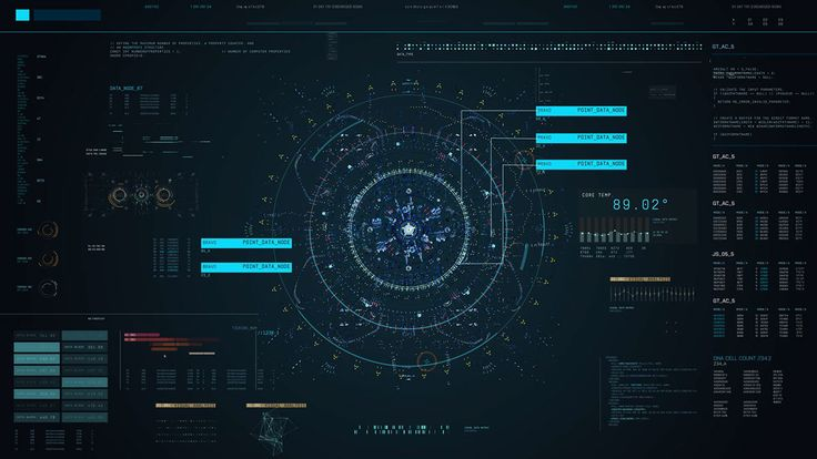 FUI - Echo / Film Screen Graphics on Behance