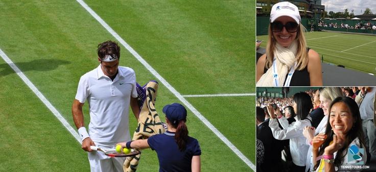 Wimbledon Tickets From $875 USD | Championship Tennis Tours