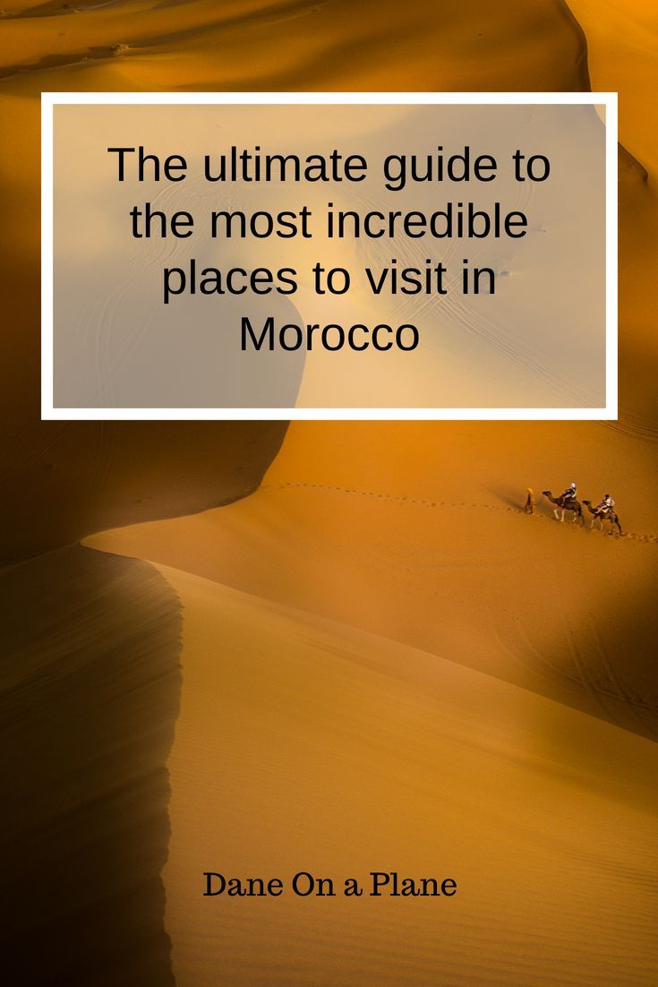 Ever Wanted To Go To Morocco I Describe The Best Places To Visit In This Beautiful Country Travel Tip Cool Places To Visit Places To Visit Travel And Tourism