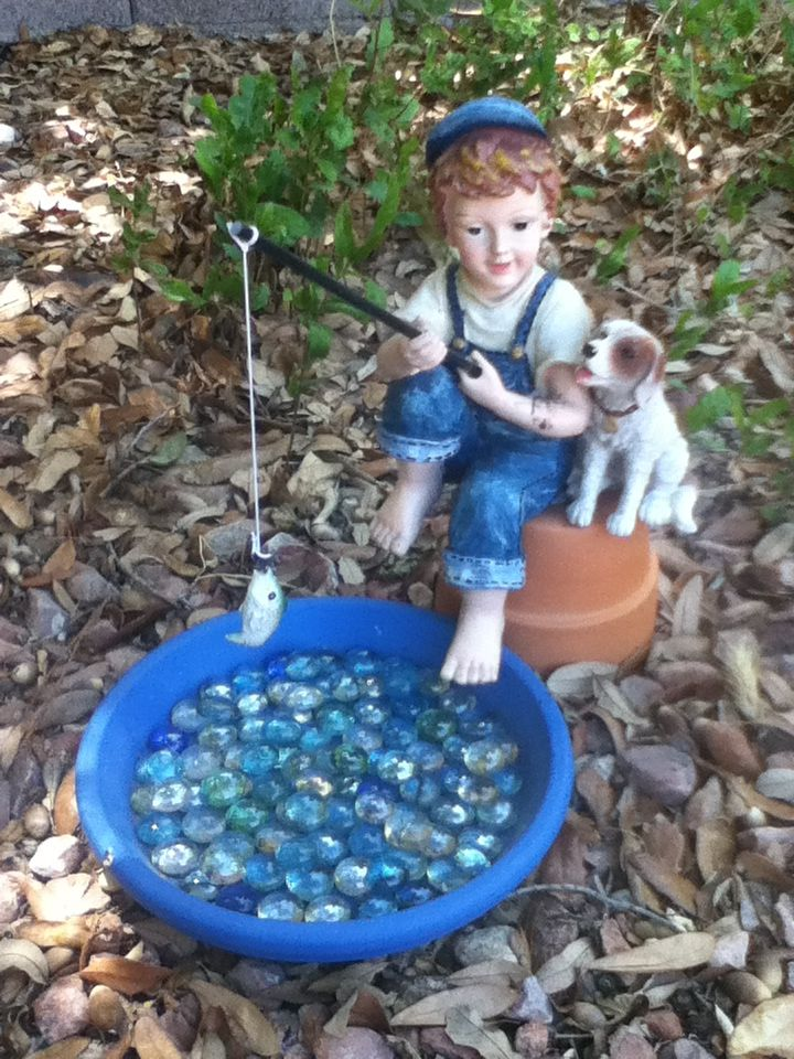 27 Best Resin Garden Ornaments Images On Pinterest