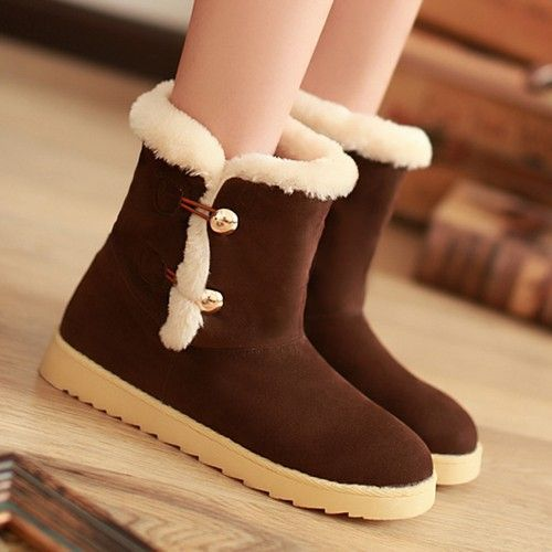Aliexpress.com : Buy free shipping new 2013 flats ladies ankle boots for  women snow