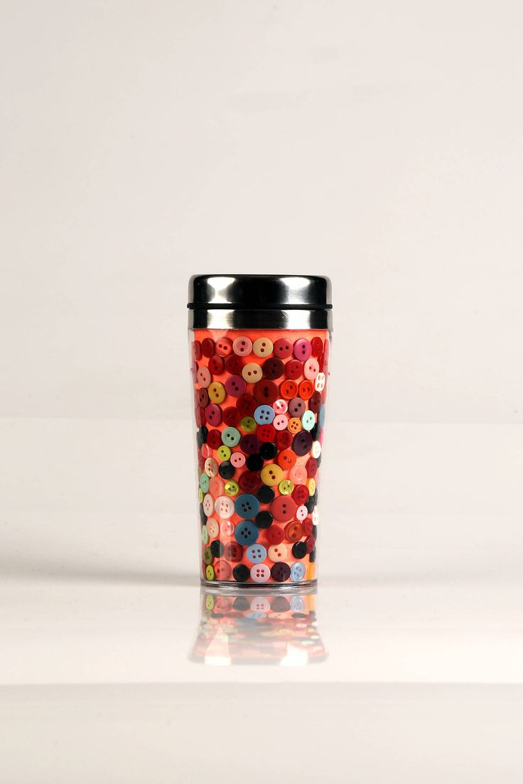 A personal favourite from my Etsy shop https://www.etsy.com/listing/533106524/travel-mug-insulated-coffee-mug