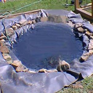17 mejores ideas sobre peque os estanques en pinterest for Estanques pequenos para tortugas