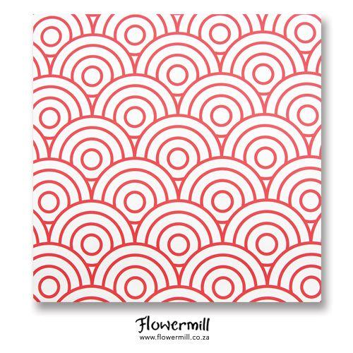 Lollipop Sea Red Gift Wrap www.flowermill.co.za