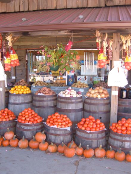 Poor Farmer S Market Old Fashioned Country Store On The