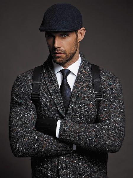 Fall Forward! Mens Designer Fashion Trends Florentino Autumn/Winter 2014