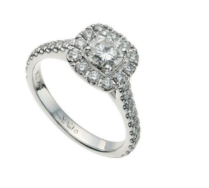 Neil Lane Engagement Rings Princess Cut