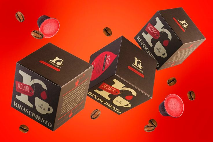 Rinascimento Caffè on Packaging of the World - Creative Package Design Gallery
