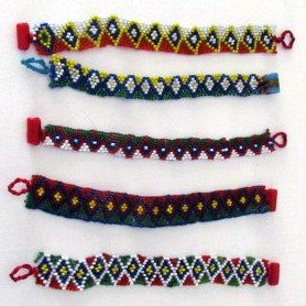 handmade fulani bracelets