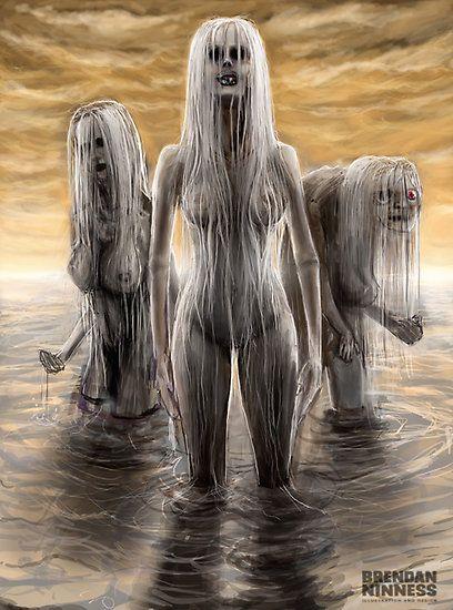 The Graeae/Stygian Witches..