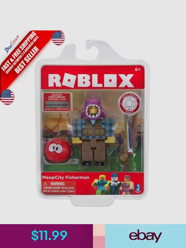 Roblox Action Figures Ebay Toys Hobbies Action Figures Kids