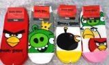 Angry Birds Socks x 4 - Pack 02