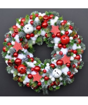 Wianek Świąteczny Nr 436