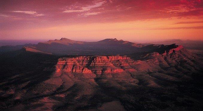 Wilpena Pound - Flinders Ranges - SA
